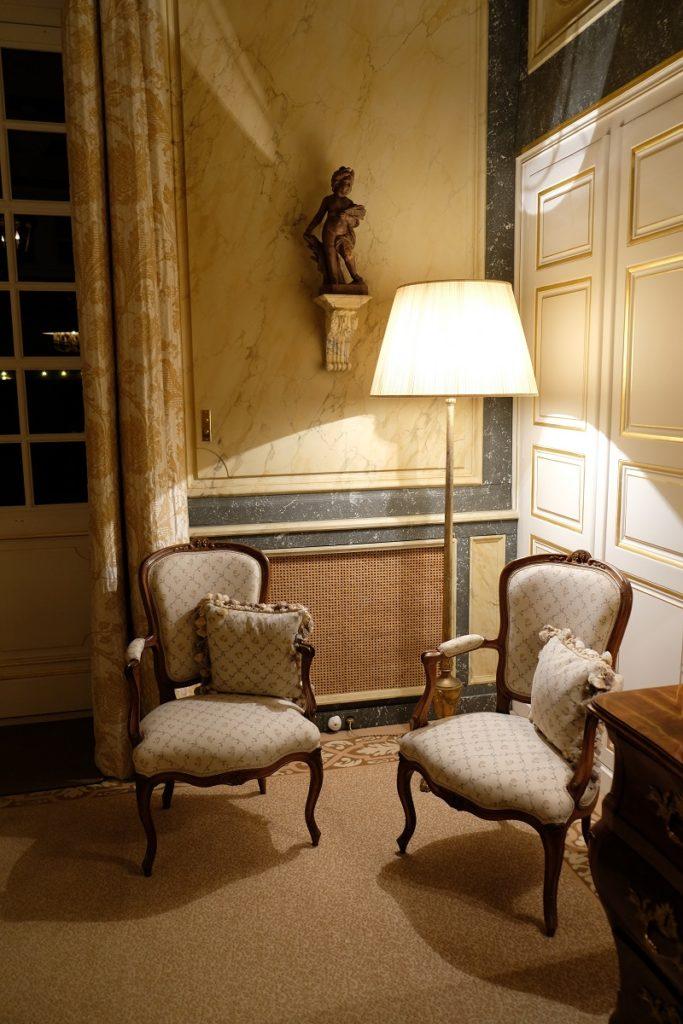 Caroline Frey Chateau La Lagune, Paul Jaboulet Aine, Corton C,Jardin Secret