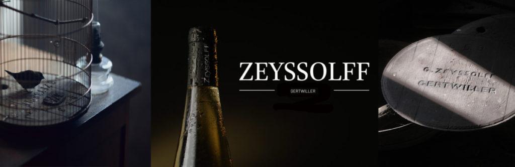 Maison Zeyssolff, Vins Alsace, Gertwiller